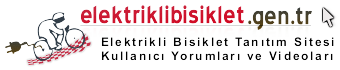 Elektrikli Bisiklet
