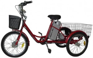 Cansın Kargo E-Tricycle